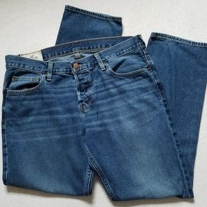 Hollister jeans classic straight medium wash 36×32